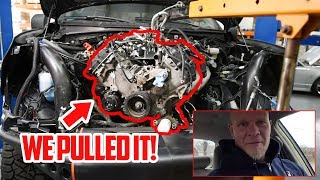 AutoVlog -Troubleshooting and diagnosing his VMP Gen3 supercharged F-150