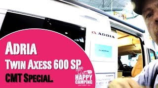 "Vorstellung Adria Twin Axess ""All-in Edition"" 600 SP 