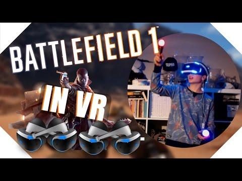 Battlefield 1 in VR