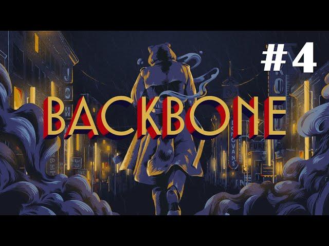 Backbone  [Walkthrough Part 4/4] [Ending] [No Commentary]  - Gameplay PC