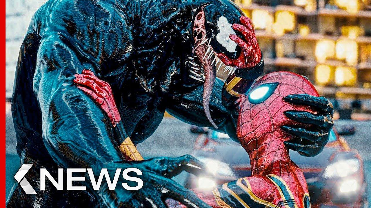 Download Venom vs. Spider-Man, Predator 5: Skull, The Batman: Penguin Spin-Off... KinoCheck News