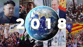 L'ACTU EN 2018 : CE QU'IL NE FAUDRA PAS RATER