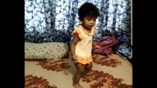 ►13months old baby girl Dancing O Lolona (Teaser :P ) ◄