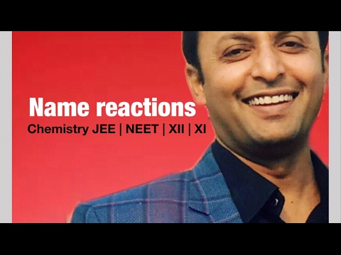 Name reactions , Carboxylic Acids & Derivatives , JEE , NEET , XII