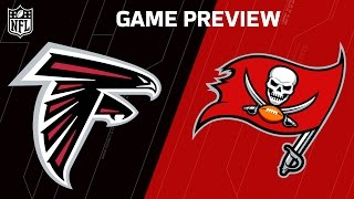 Falcons vs. Buccaneers (Week 9 Preview) | Around the NFL Podcast