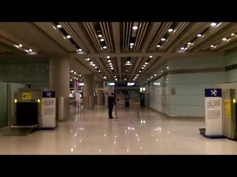 Beijing Airport, China, Very Easy Customs LOL