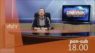 Vtv dnevnik najava 2. siječnja 2019.