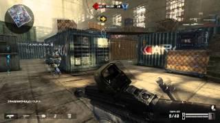 WarFace обзор на оружие Сайга 12С(13 серия)