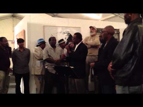 Architect & Visionary Neil Hall Talks About 1st Annual ART AFRICA (Art Basel 2011, Miami, FL)