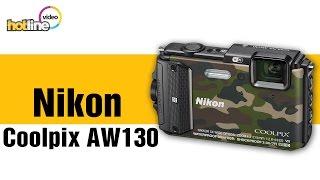 Nikon Coolpix AW130 - очередная версии компактного аппарата для экстремальной съемки