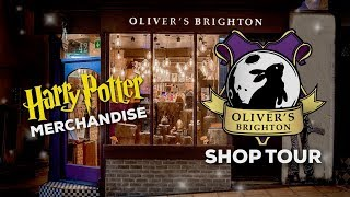 HARRY POTTER | OLIVER'S BRIGHTON SHOP TOUR