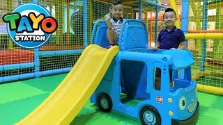 TAYO BUS Indoor Play Centre Fun With CKN Toys