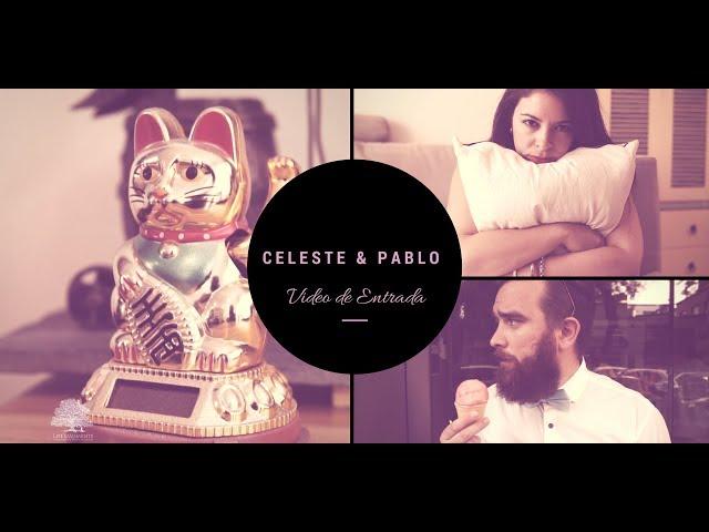 Video de Entrada // Celeste y Pablo