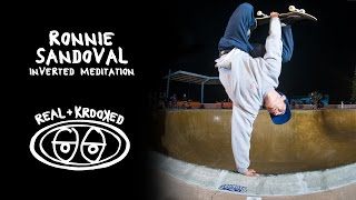 Ronnie Sandoval : Inverted Meditation