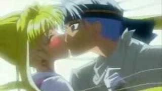 Anime kiss - I