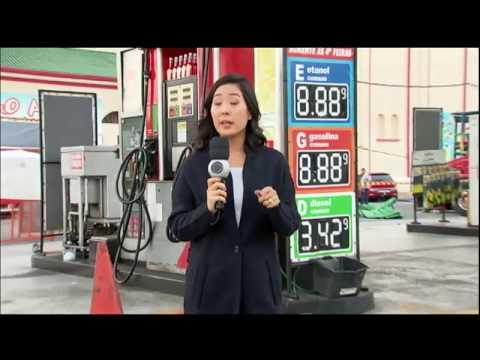 Postos em SP são flagrados vendendo combustível adulterado