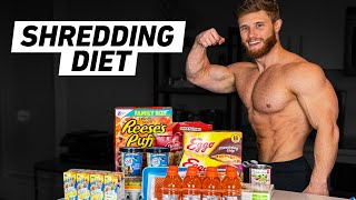 What I Eat To Get Shredded (Grocery Haul For Fat Loss)