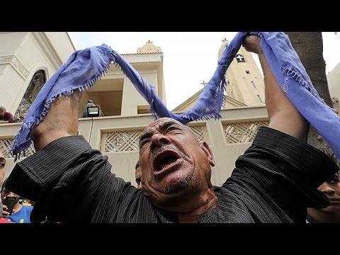 Egypte : nouvelle explosion près d'une église d'Alexandrie, au moins six morts