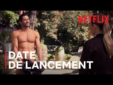 Les scènes les plus torrides de Lucifer | Date de sortie officielle VOSTFR | Netflix France