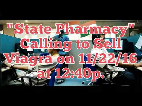 """Knock-Knock (""""State Pharmacy"""" Calling to Sell Viagra)"""