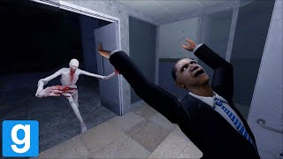 Garry's Mod - SCP Project :v