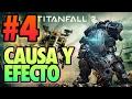 TITANFALL 2 Campaña Lets Play 4 Comentado en Español | Mision 5 Causa y Efecto