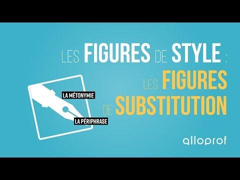 Bibliothèque Virtuelle Les Figures De Substitution