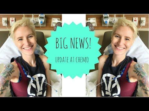 BIG NEWS & CHEMO UPDATE! | The Comeback Ep.13