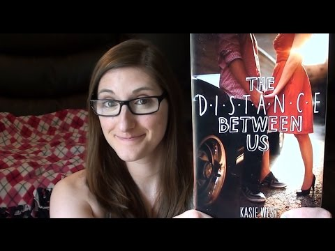 Book Review: THE DISTANCE BETWEEN US