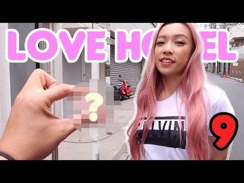 Booking a Japanese Love Hotel | SHIBUYA
