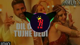 Dil cheez tujhe dedi- Airlift 🎧Bass Boosted🎧