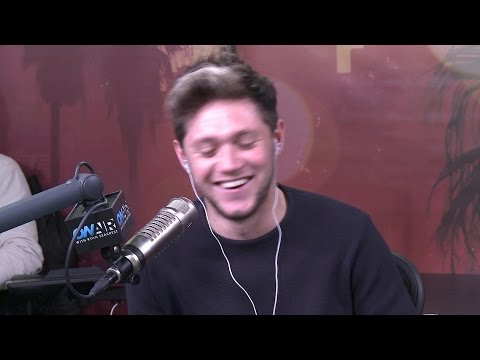 Niall Horan Interview With Ryan Seacrest (Part 1...