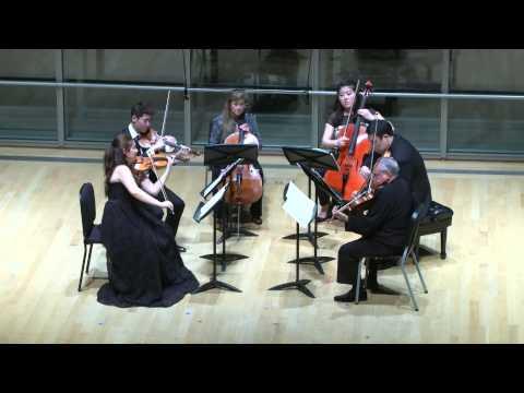 Tchaikovsky 'Souvenir de Florence' Jinjoo Cho Recital