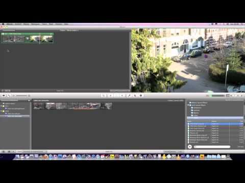 iMovie - Monteren en effecten
