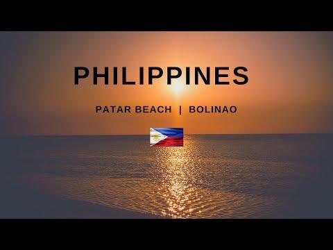 PHILIPPINES - Pundaquit to Patar Beach , BOLINAO PANGASINAN