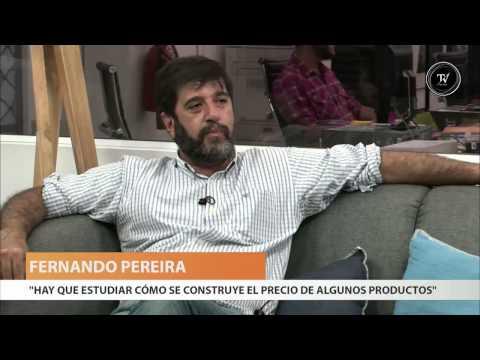 Coordinador PIT-CNT Fernando Pereira en OTV