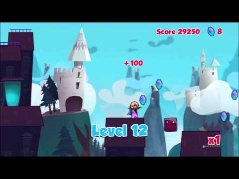 Francis Plays Cloudberry Kingdom Playstation Store Play 2013