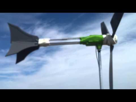 3D Printed Wind Turbine: 4 Steps