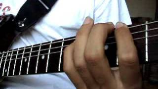J-Rock - Meraih Mimpi.....Guitar Cover (+intro)