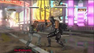 Dead Or Alive 4 Ryu Hayabusa Story Mode (Very Hard)