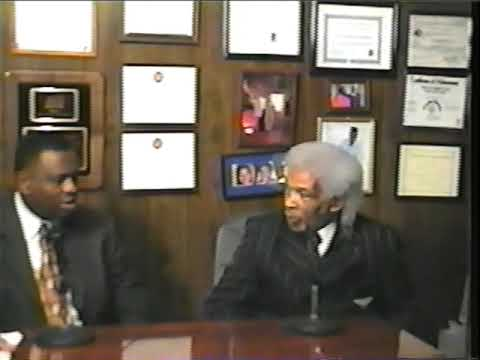 Brother Johnny Evans on wcmcclinton christian news...