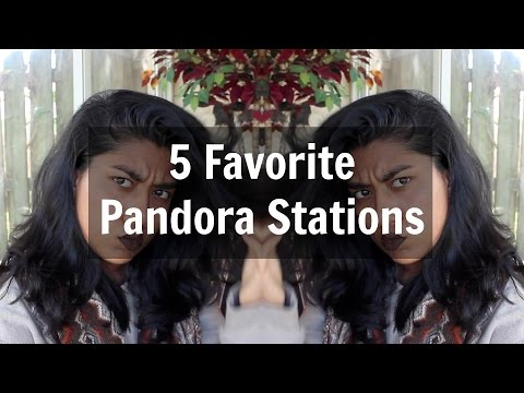 5 Favorite Pandora Stations | Reena Bean