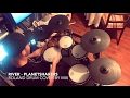 River (Live) - Planetshakers Drum Cover By Mix