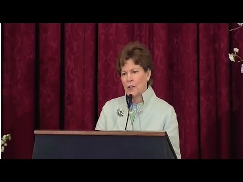 Senator Jeanne ShaheenSenator Jeanne Shaheen, Nowruz Celebrations at the US Senate, March 2017
