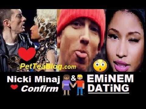 Eminem & Nicki Minaj Dating CONFiRMED by them & Wedding Planning 💑👀