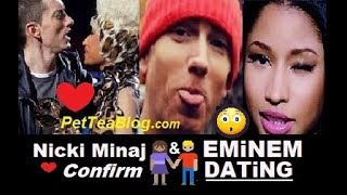 Eminem & Nicki Minaj Dating CONFiRMED by them 💑👀