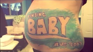 FINDING BABY + EPIC COMMENT WEDNESDAY - April 2, 2013