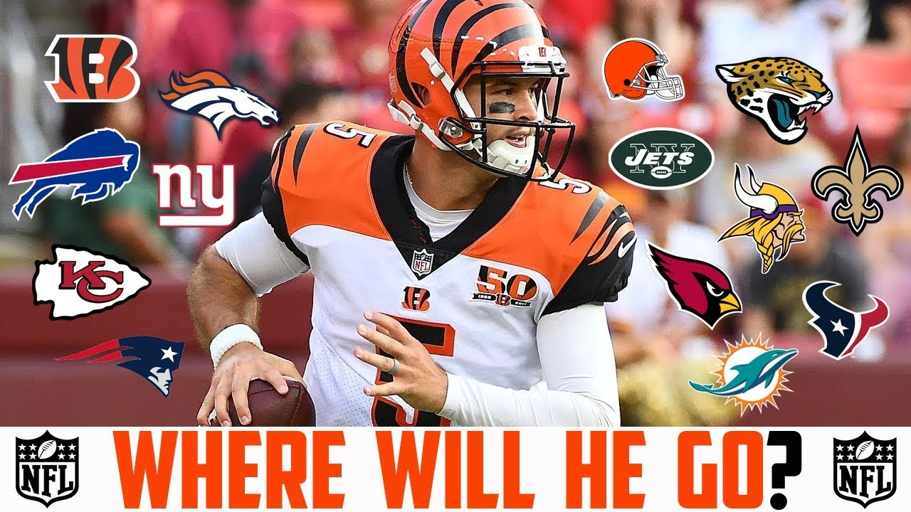 NFL free agency 2018: Bills signing AJ McCarron to 2-year contract
