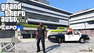 GTA 5 LSPDFR 0.3.1 - EPiSODE 64  - LET'S BE COPS - LIVE PATROL (GTA 5 PC POLICE MODS)