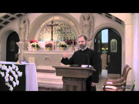 Baptism Preparation Class for Parents and Godparents, 2014